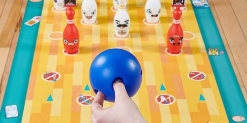 Bowling Gone Goofy Board Game Only $10 on Amazon