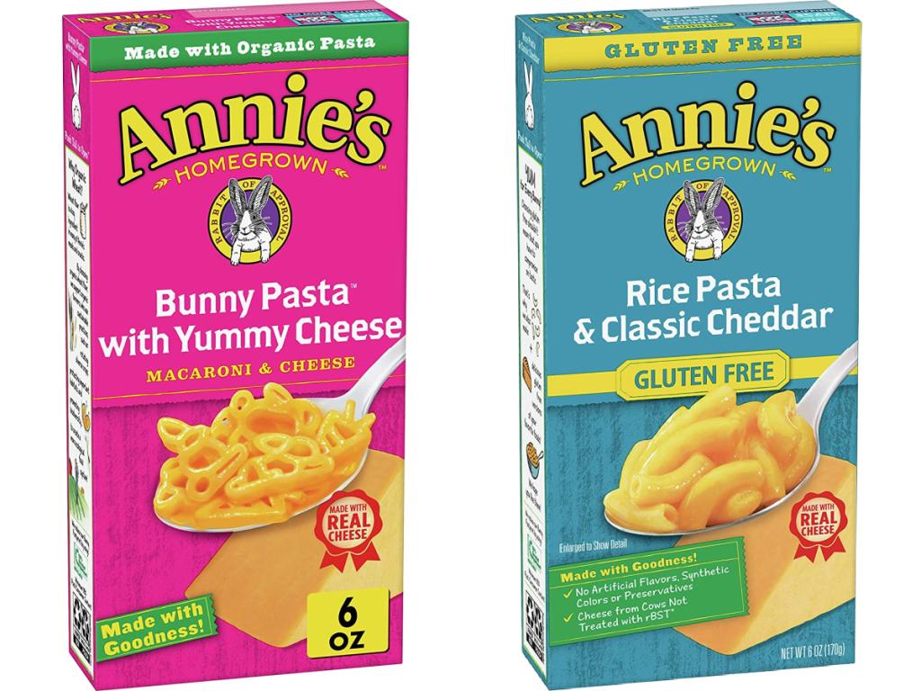 Annie's Gluten Free Mac & Cheese-2