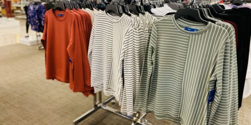 Apt 9 Women's Drop-Shoulder Sweatshirts Only $15.99 on Kohl's.com (Regularly $40)