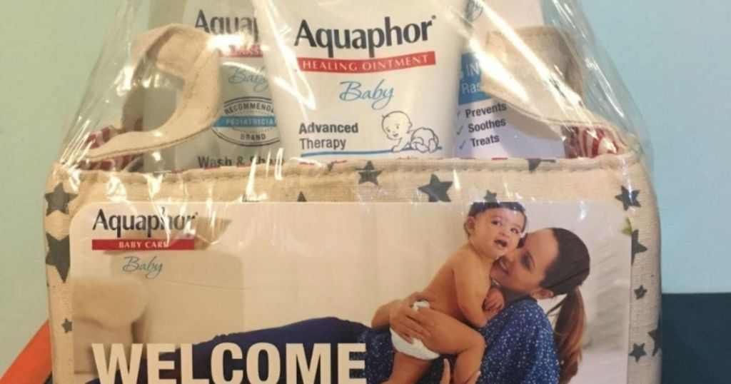Aquaphor Welcome Baby Gift Set