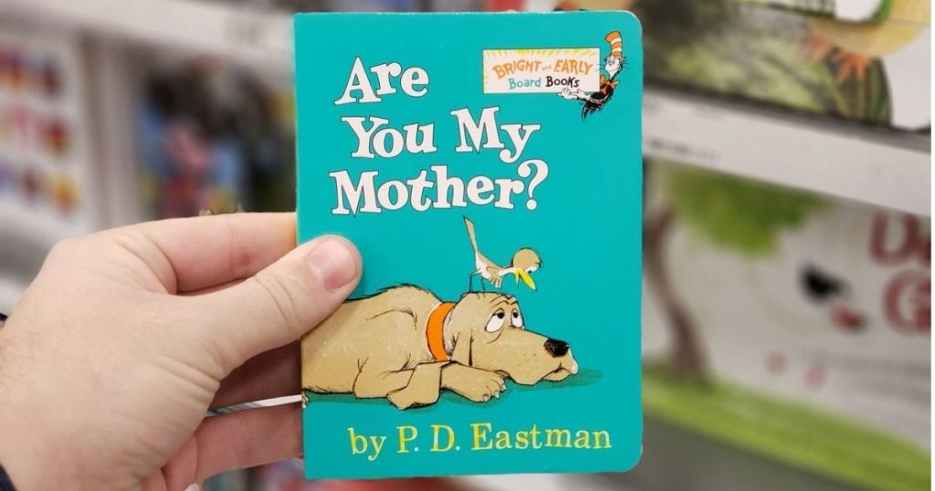Are you my mother board book