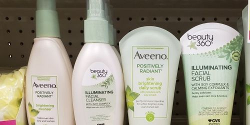 Save Over $5 on Aveeno Products w/ New High Value Coupons