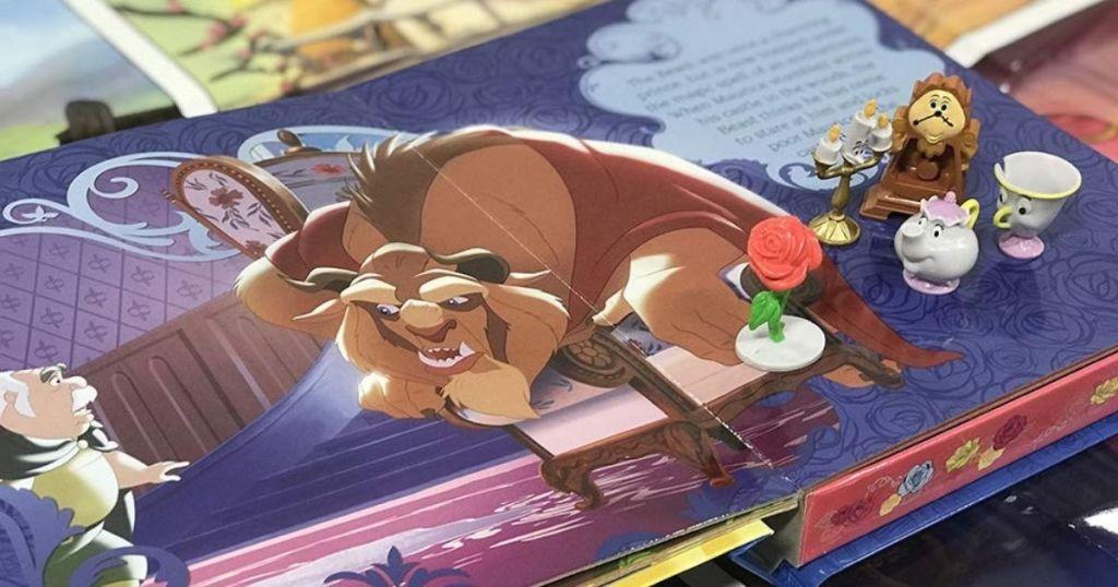 Beauty & The Beast Busy Books
