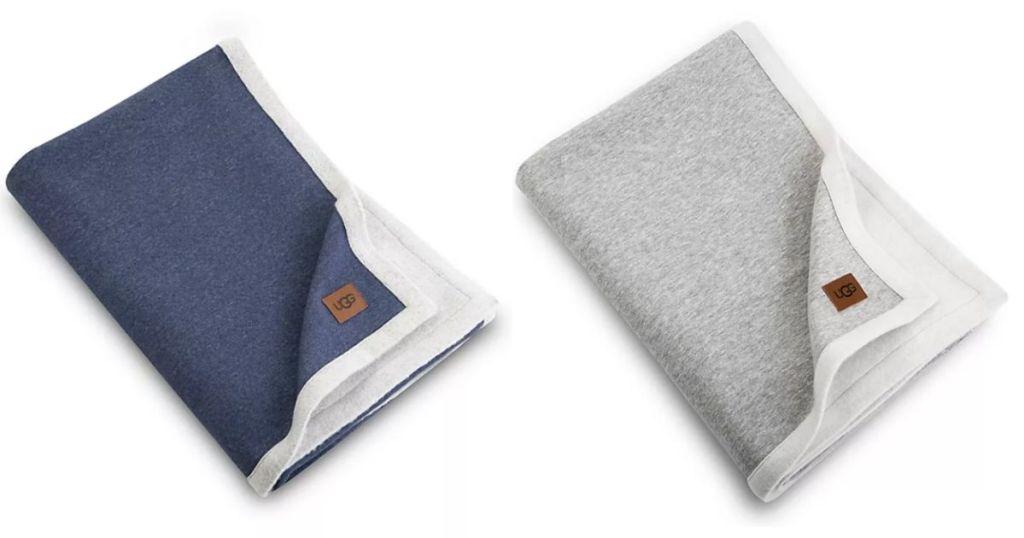 2 Bed Bath & Beyond UGG Bryce Throw Blankets