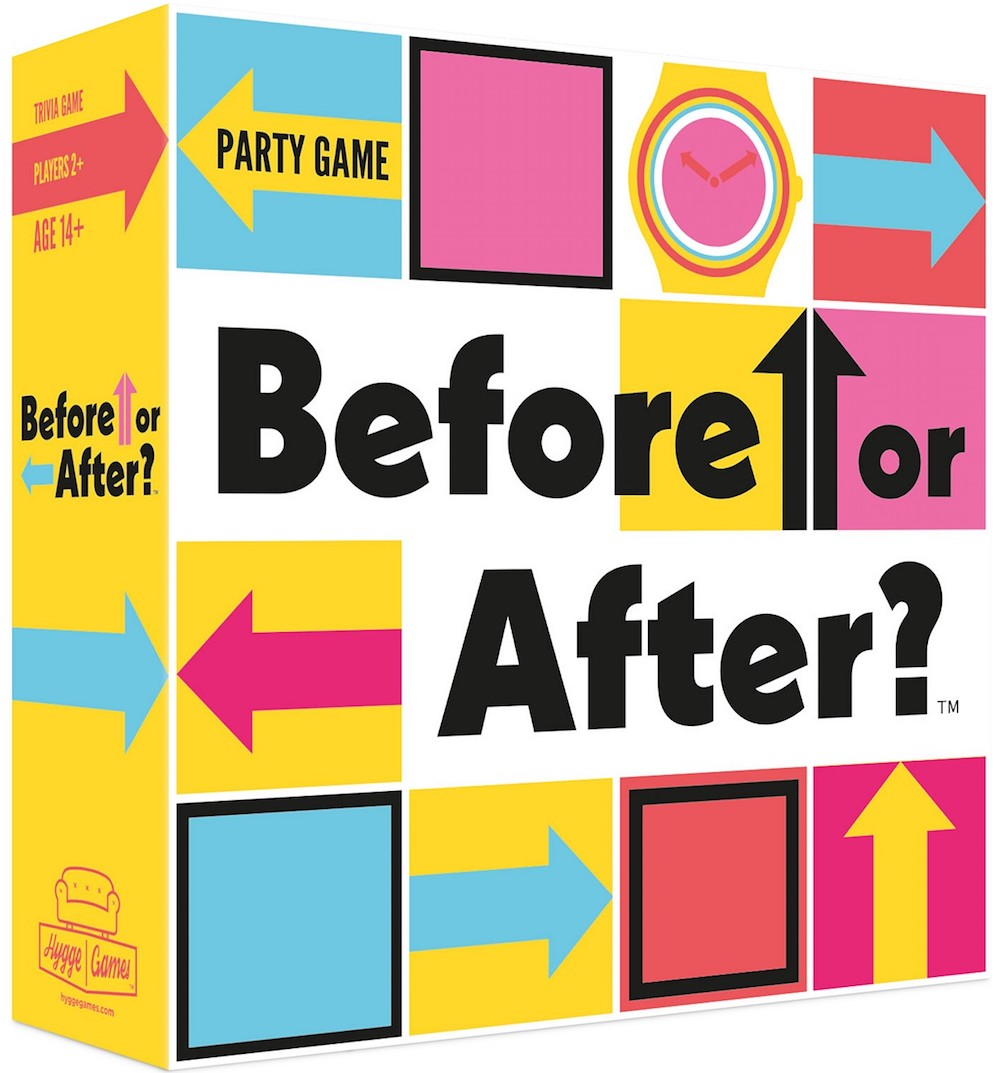 Before or After Party Game