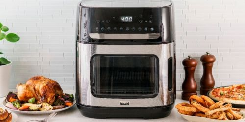 Bella Convection Toaster Oven, Air Fryer, & Rotisserie Only $59.99 Shipped on BestBuy.com (Regularly $150)