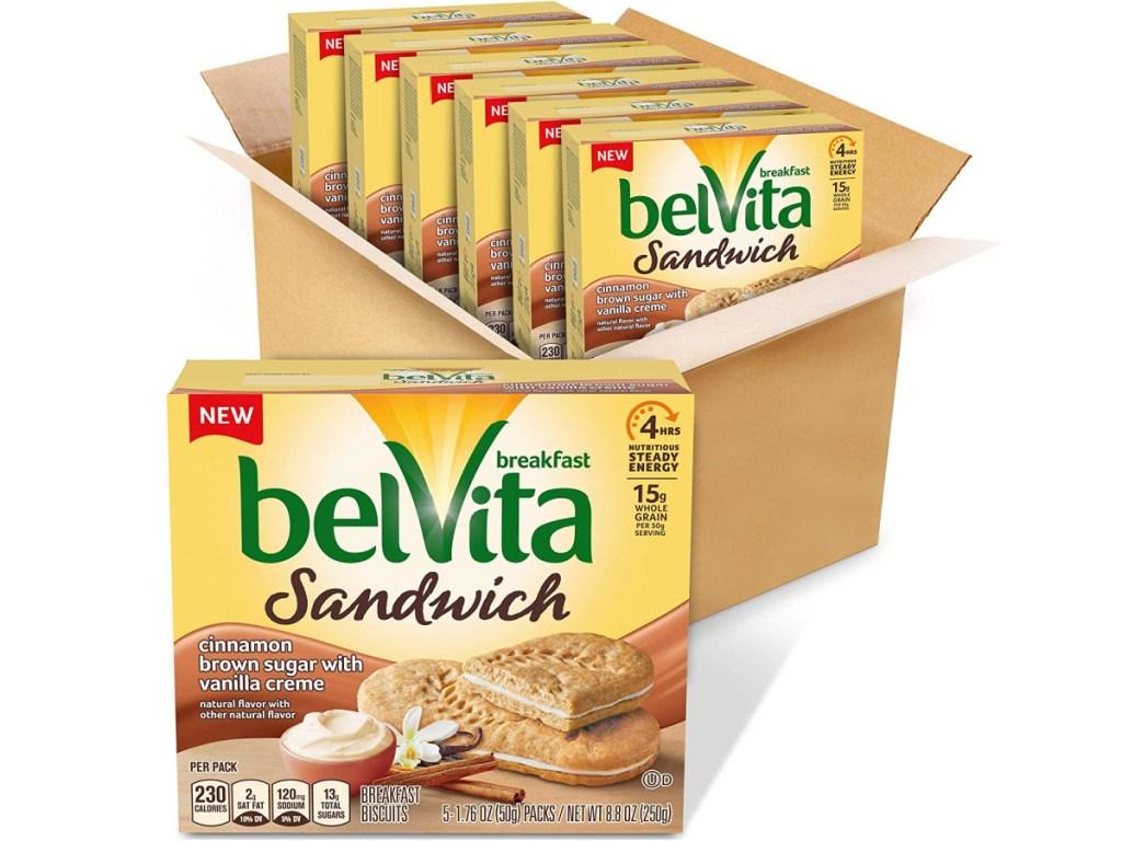 Belvita Breakfast Sandwiches