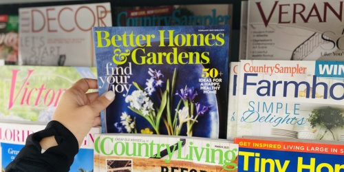 Complimentary 2-Year Better Homes & Gardens Magazine Subscription | No Credit Card Required