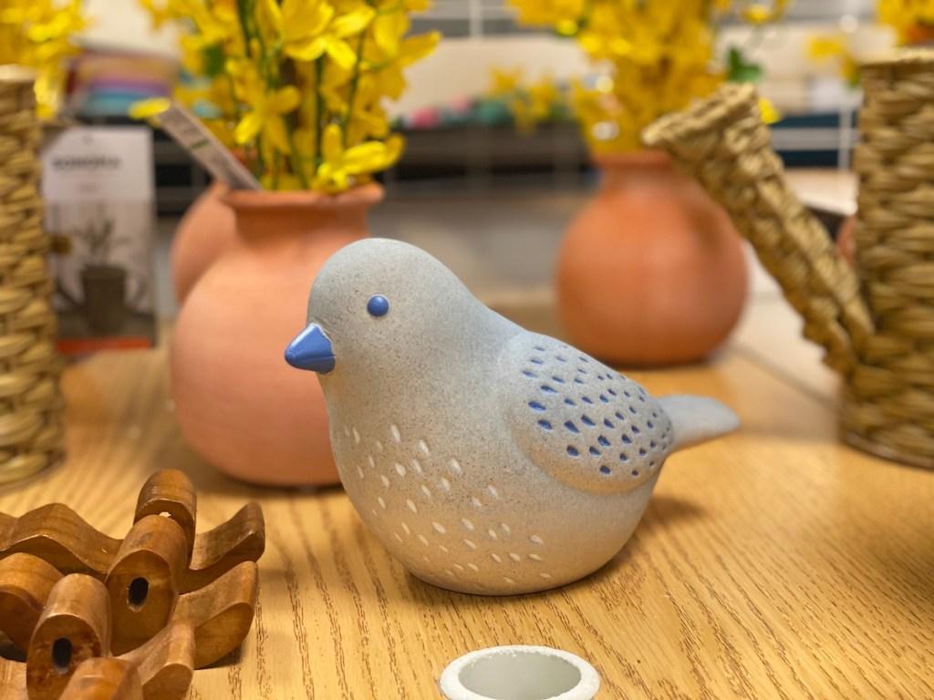 Bird Planter on Kohl's Display