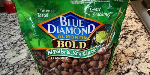 Blue Diamond Almonds Large 25-Ounce Bags from $8 Shipped on Amazon