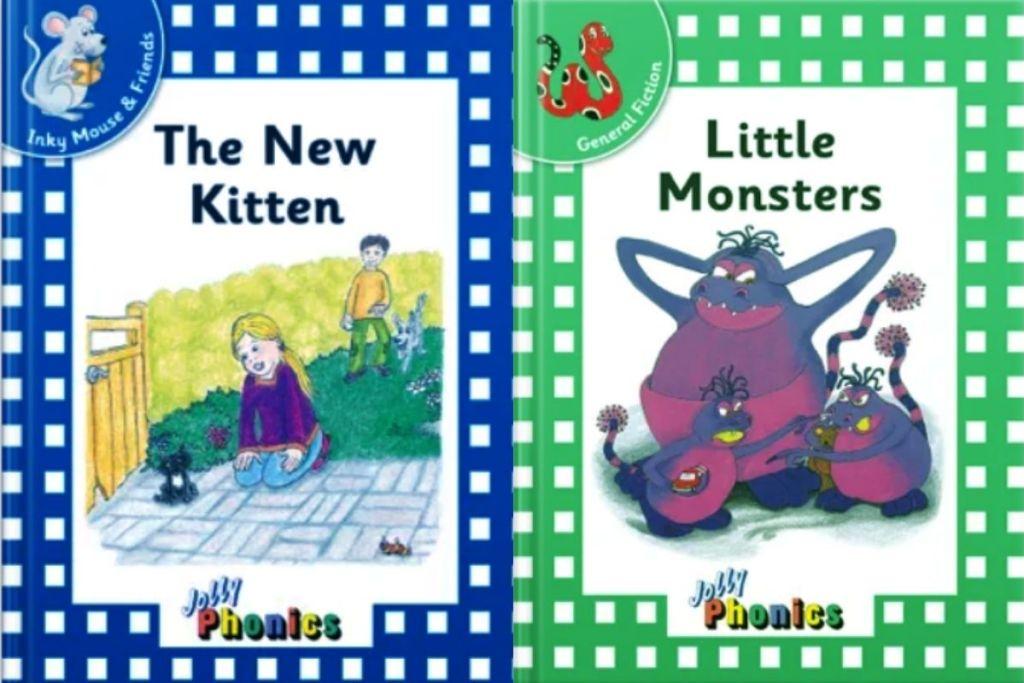 2 Blue & Green Level E-books