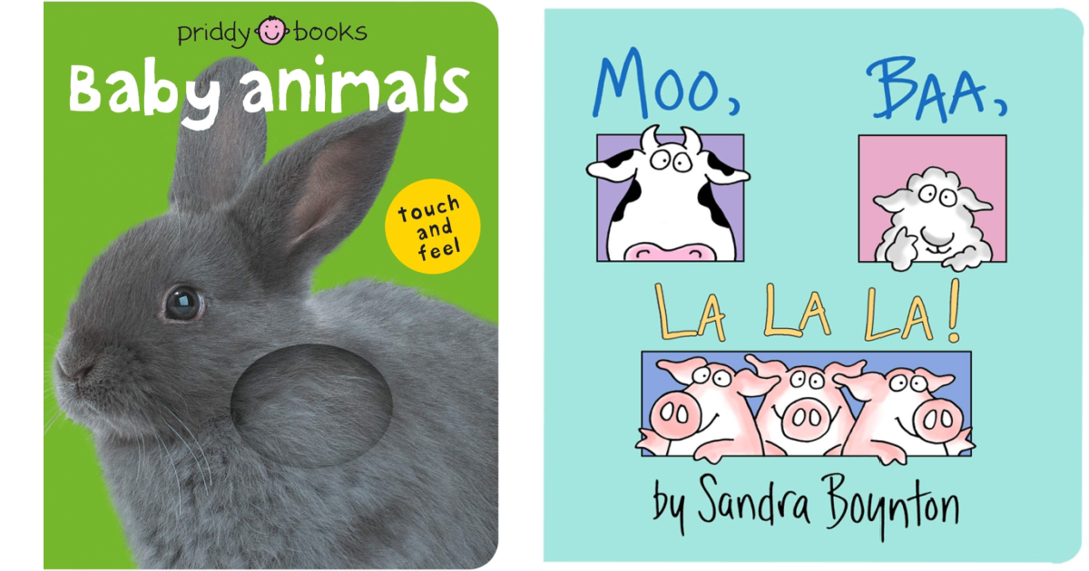 Board Book Deals on Amazon