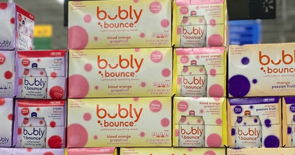 Bubly Bounce Beverage
