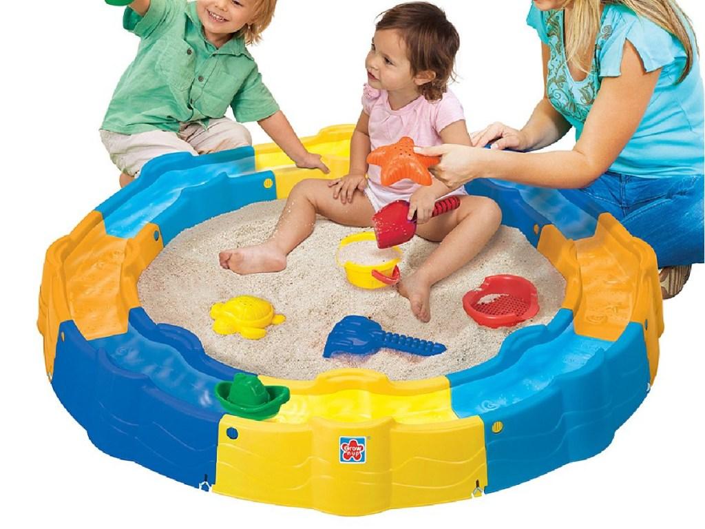 Build N Play Sandbox