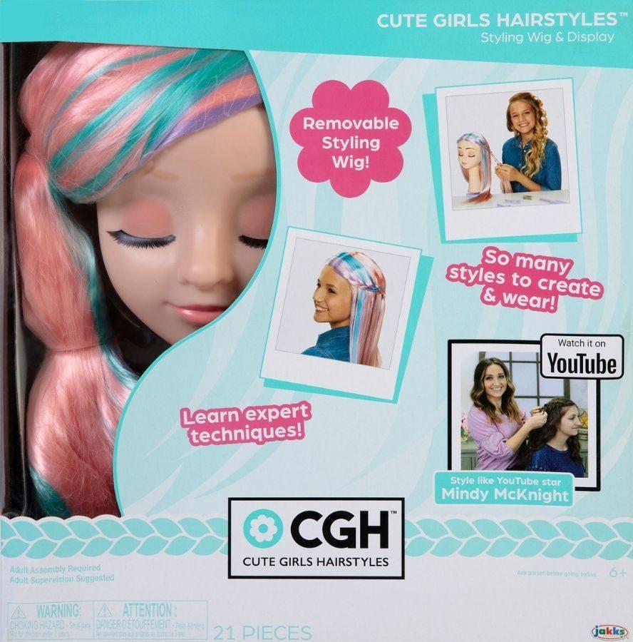 CGH Cute Girl Hairstyles