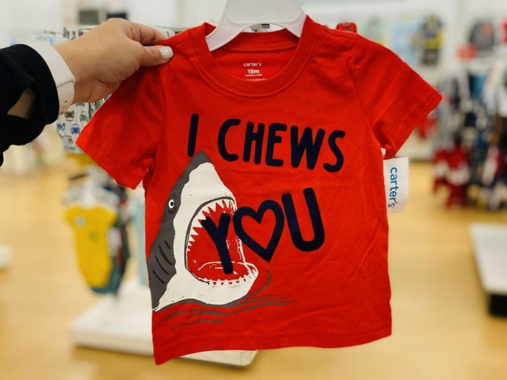 Carters Boys Shirt