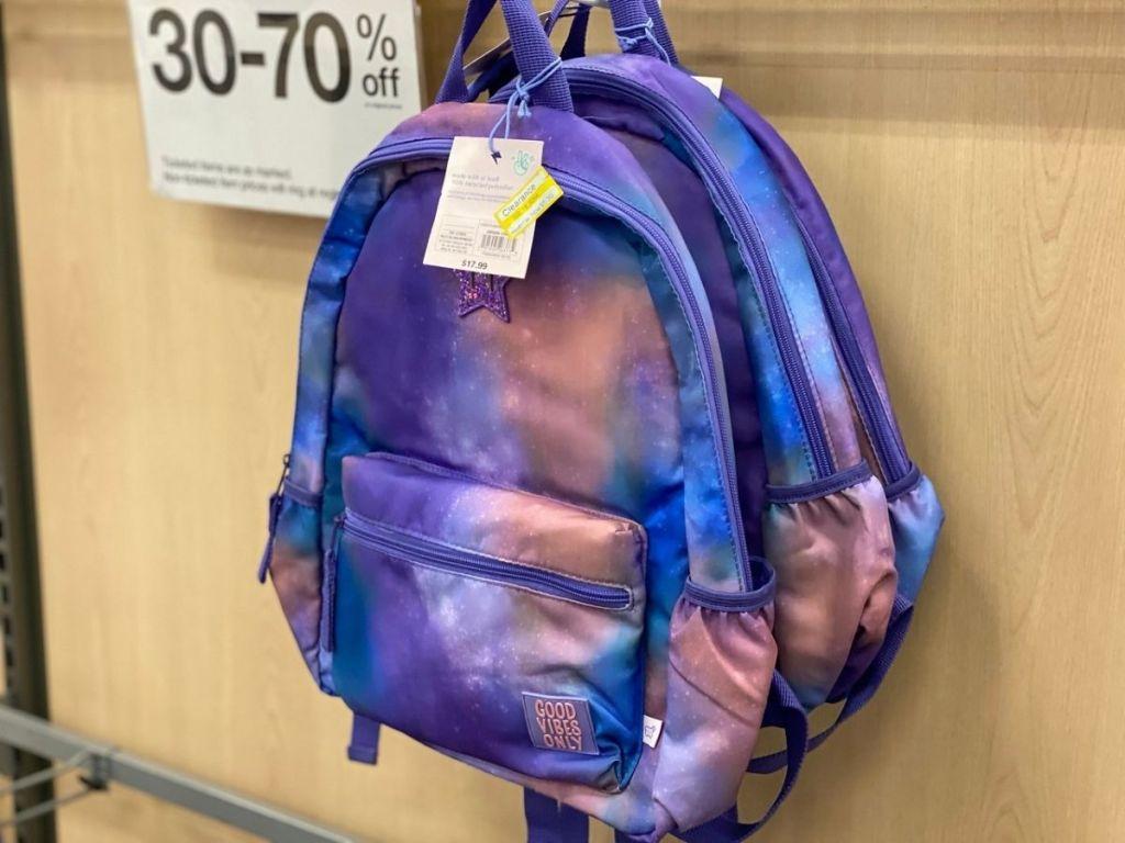 More than Magic Target Backpack