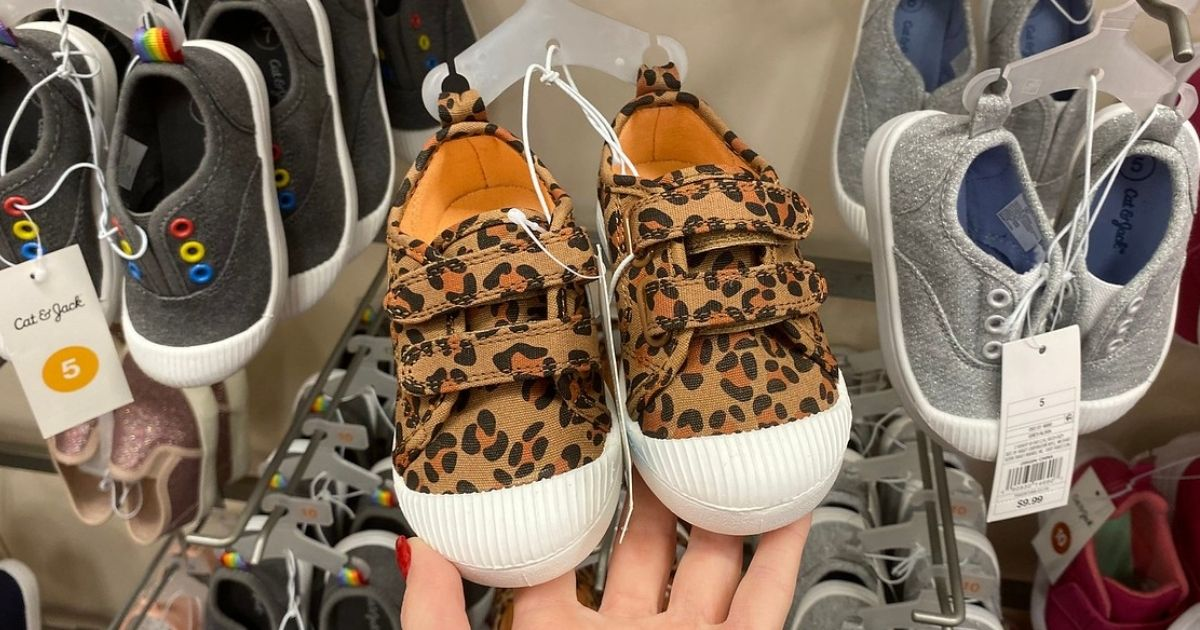 Cat & Jack Toddler Shoes
