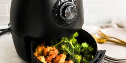 Chefman 3.7-Quart Air Fryer Only $29.99 Shipped on BestBuy.com (Regularly $60)