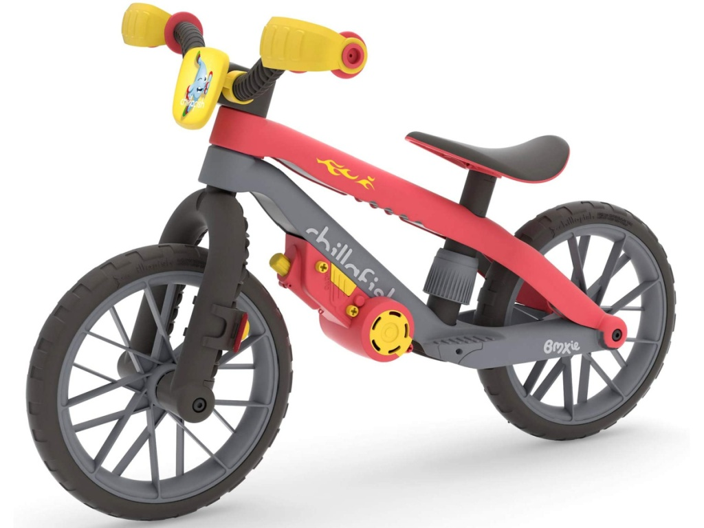 red chillafish balance bike