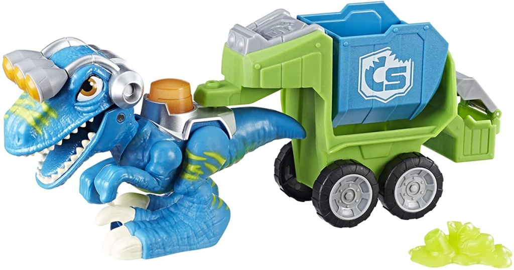 Chomp Squad Playskool Raptor Compactor