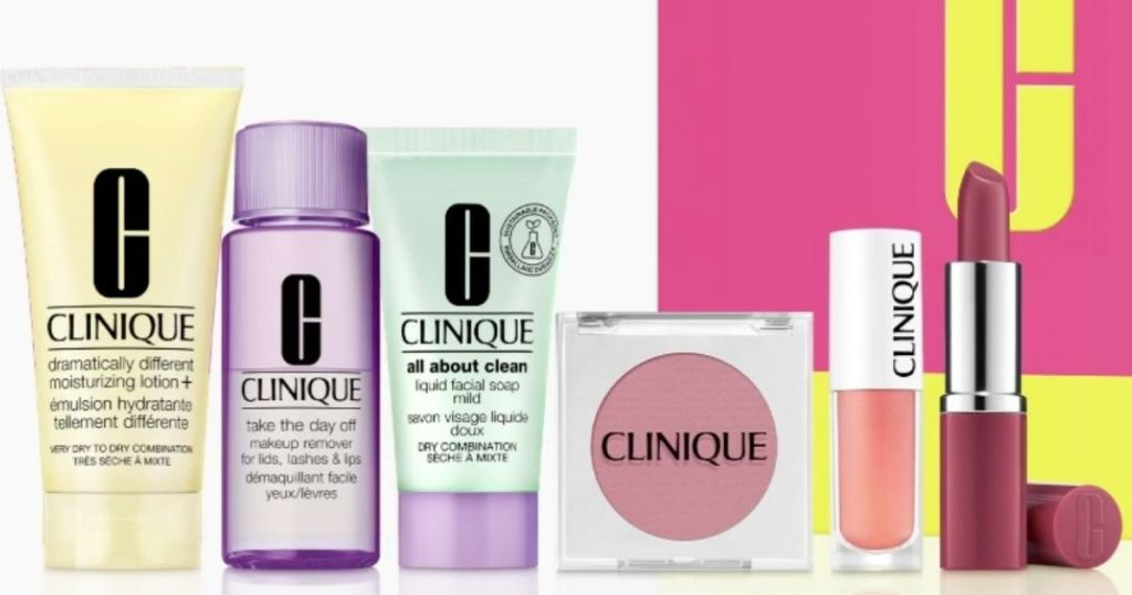 Clinique Free Gift Set