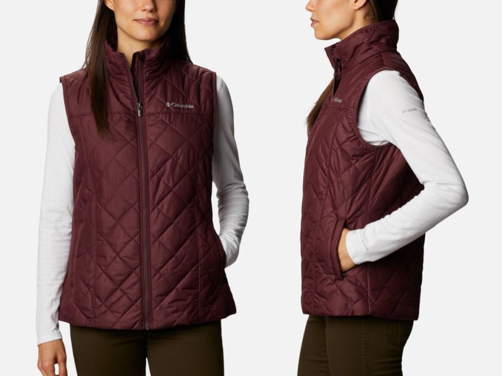 Columbia Women's Copper Crest Vest