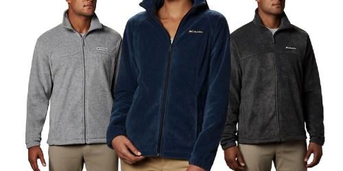 Columbia Men's & Women's Fleece Jackets Only $22 Shipped (Regularly $60)