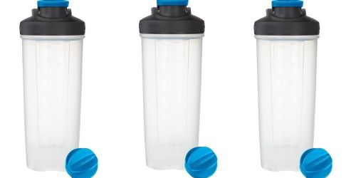 Contigo 28-Ounce Shake & Go Fit Shaker Bottle Only $4.76 on Amazon or Target.com
