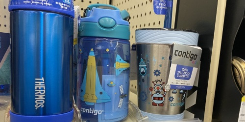 GO! 90% Off Contigo Water Bottles at Walgreens