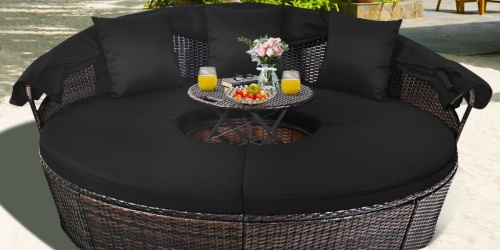 Up to 40% Off Patio Furniture on HomeDepot.com + Free Shipping