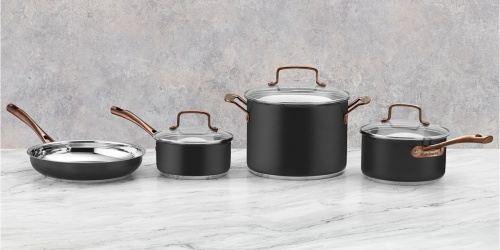 Cuisinart Cookware from $21.99 on Macys.com (Regularly $50+)
