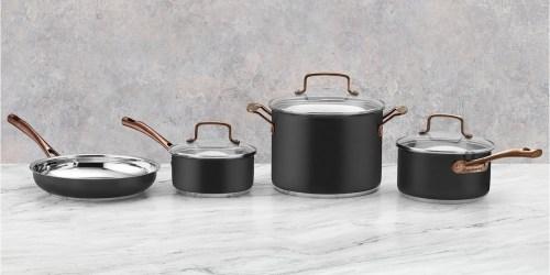 Cuisinart Cookware from $21.99 on Macys.com (Regularly $50+)