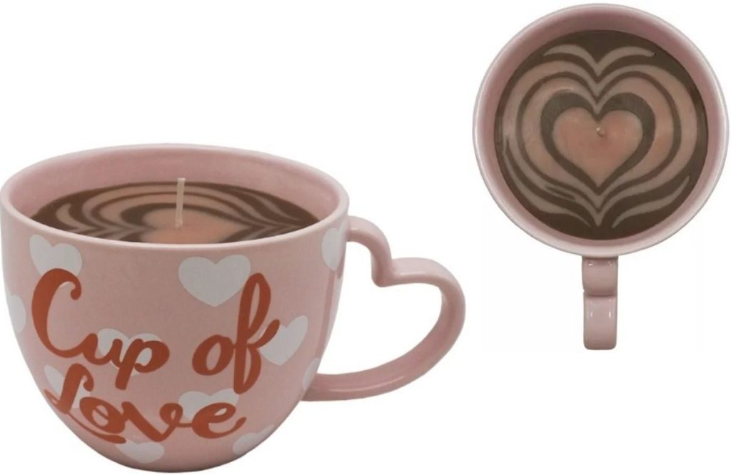 Cup of Love Candle Kohl's