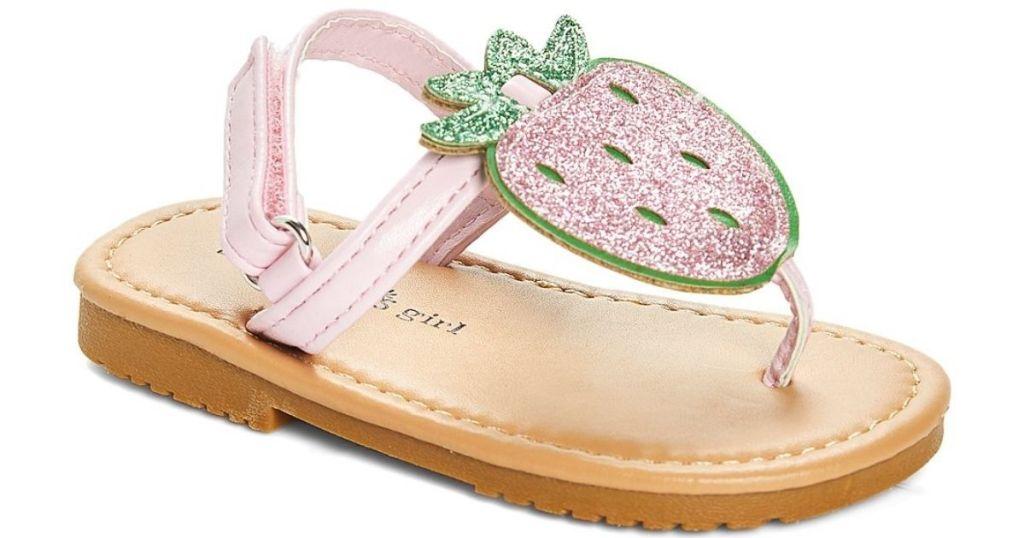 Delia's Girls Strawberry Sandals