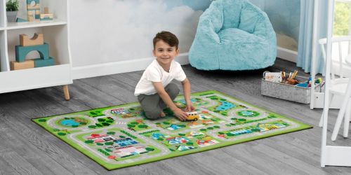 Delta Children Large Road Map Activity Rugs Only $16.99 on Walmart.com (Regularly $25) | 3 Designs Available