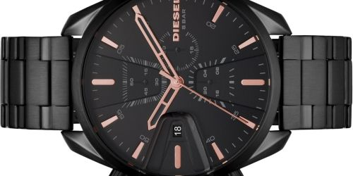 Diesel MS9 Men's Watch Only $59.99 Shipped (Regularly $240)