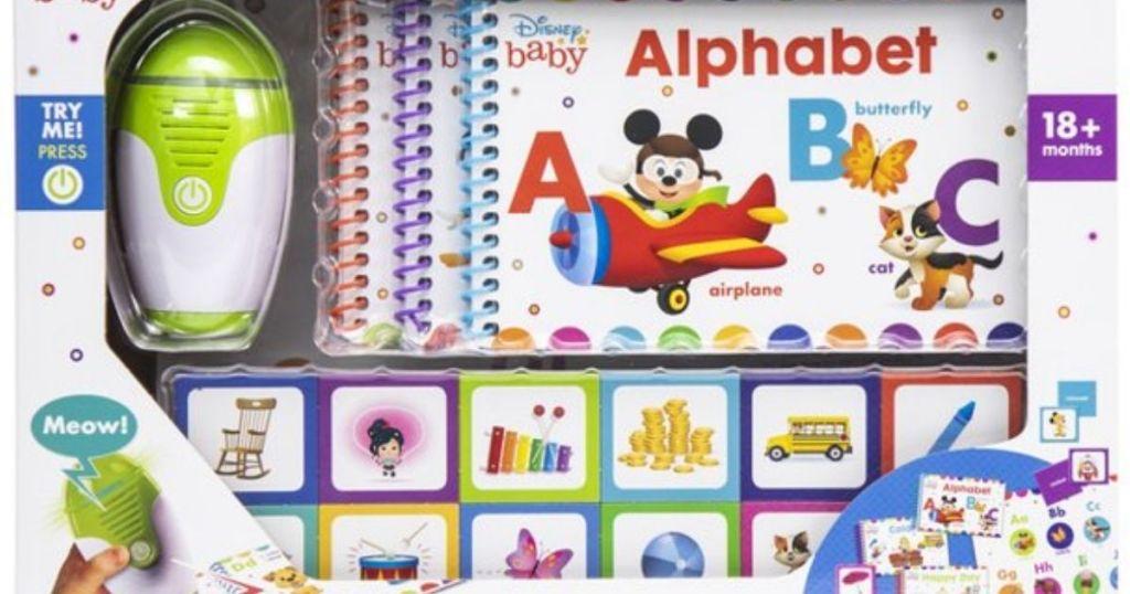 Disney Baby Alphabet Reader in packaging