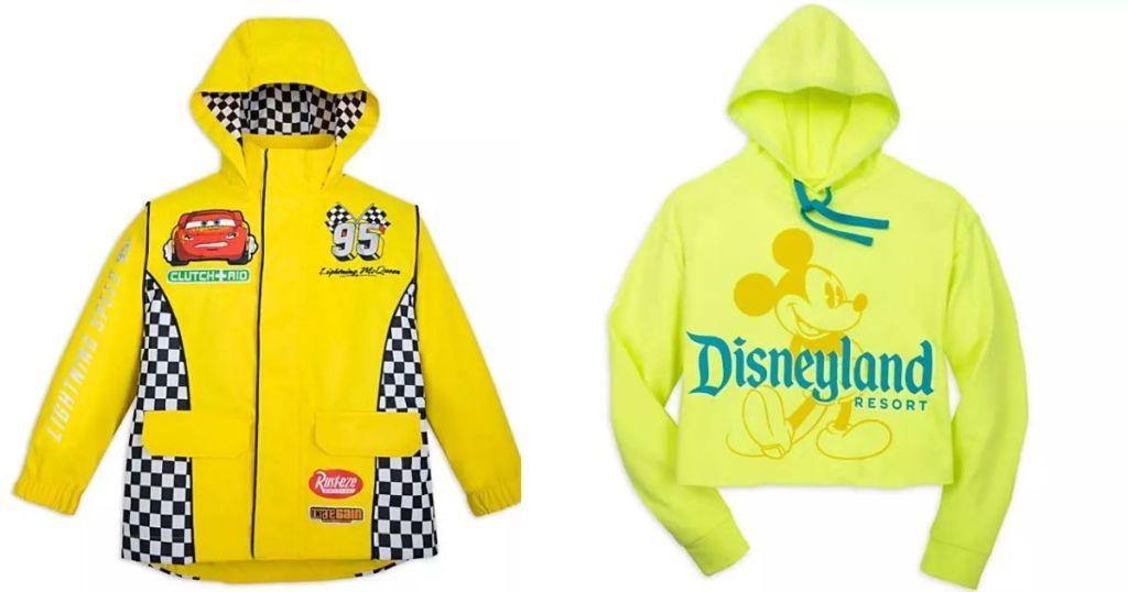 Disney Boys Slicker & Womens Disneyland