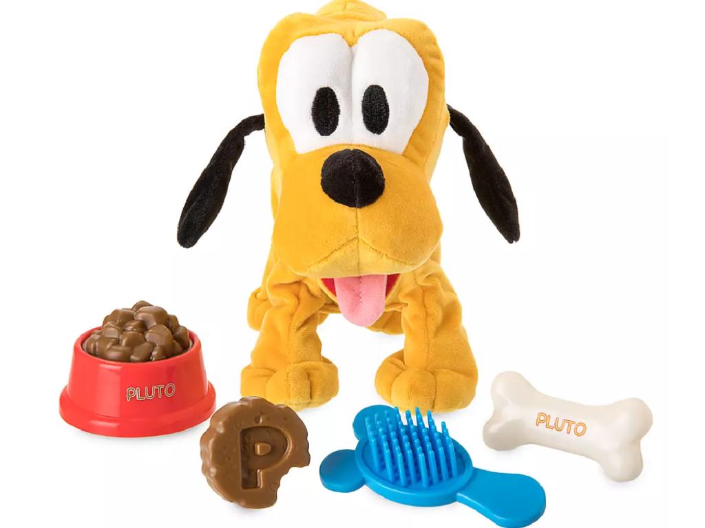 Disney Pluto Toy