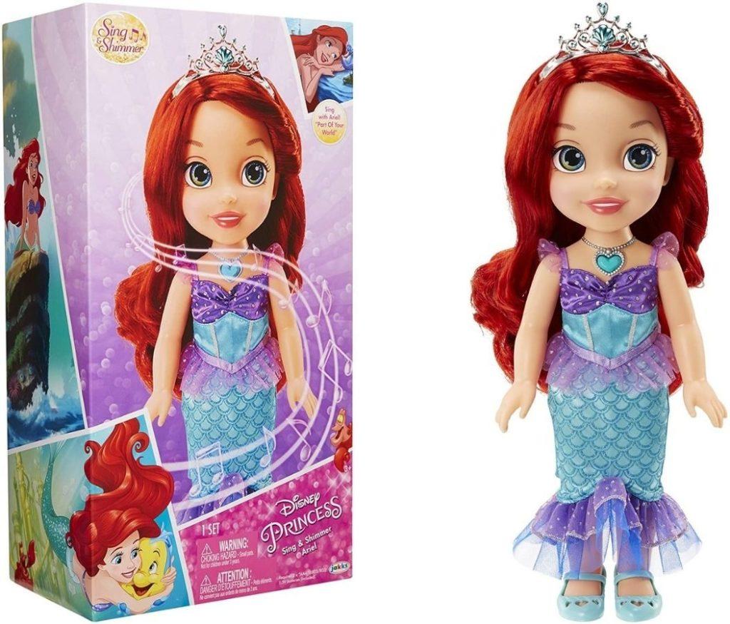 Disney Princess Sing & Shimmer Ariel