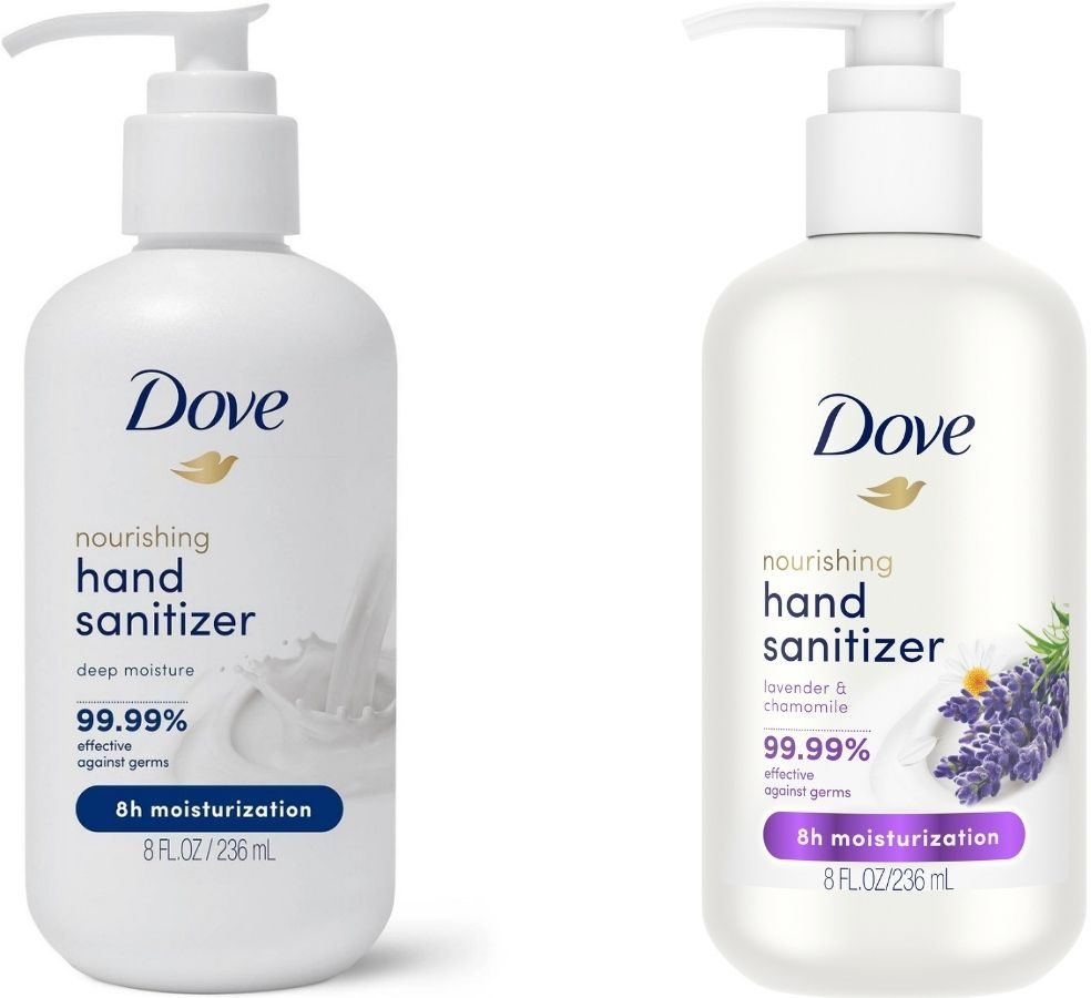 Dove Hand Sanitizer