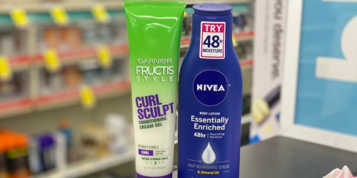 Best CVS Weekly Ad Deals 2/14-2/20 (Garnier Haircare, Nivea Lotion & More – Under 80¢ Per Bottle!)