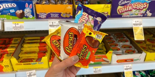 4 Hershey's & Cadbury Easter Candies Only $2 at Walgreens | Just 50¢ Each