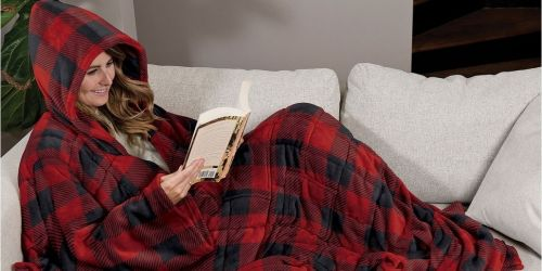 Wearable Weighted Blanket Only $35.99 Shipped on Macys.com (Regularly $180)