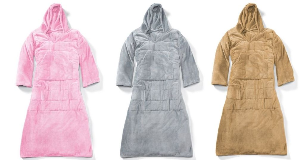 3 Ella Jayne Weight Snuggle Blankets