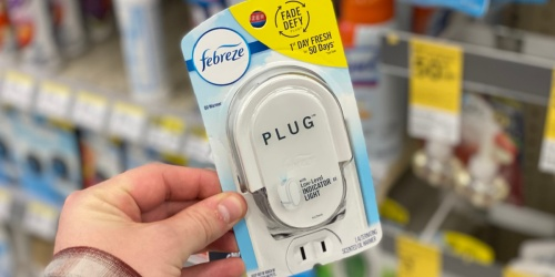 FREE Febreze Plug Warmer at Target & Dollar General | Just Use Your Phone