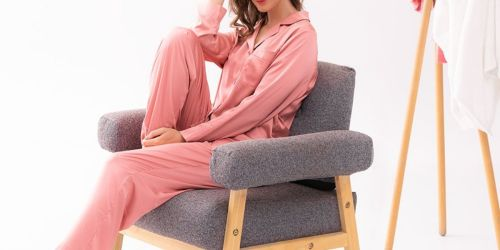Women's Pajamas & Loungewear Sets from $11.86 on Amazon (Regularly $23+)