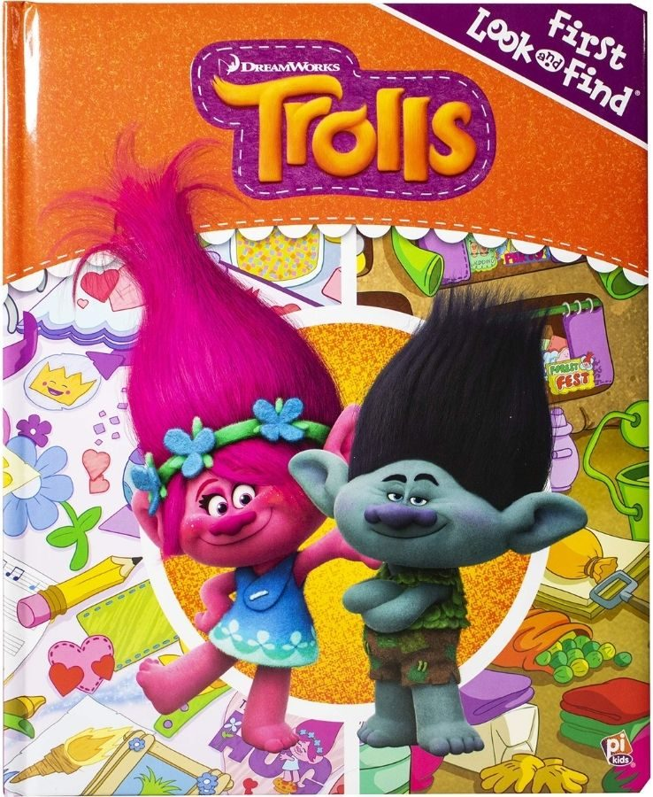 First Look and Find Trolls