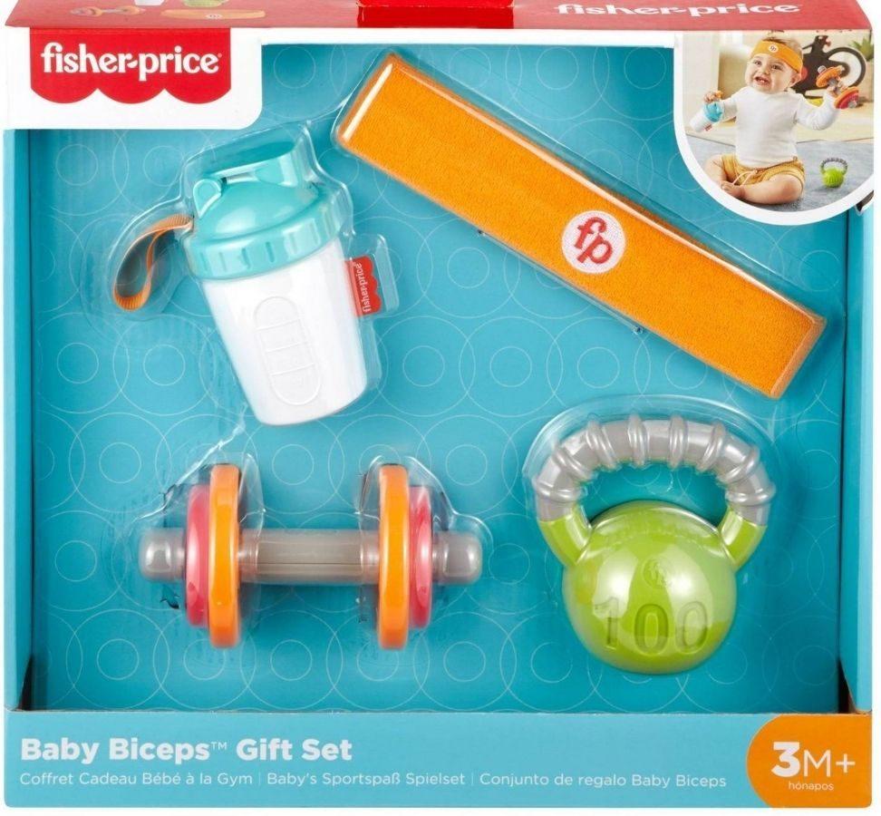Fisher Price baby Biceps Toys Set